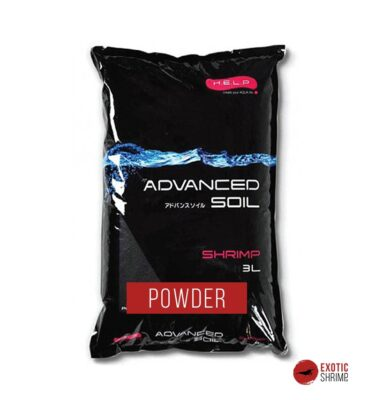 HELP Advanced Soil SHRIMP 3L powder exotic shrimp