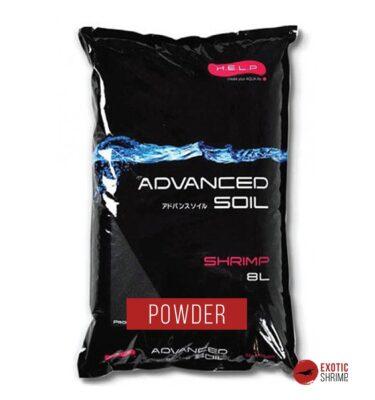 HELP Advanced Soil SHRIMP 8L powder exotic shrimp