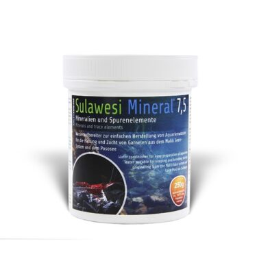 Sulawesi Mineral 7.5 250g