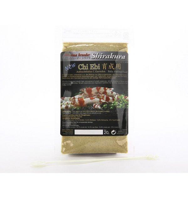 Chi Ebi Baby Shrimp Food 20gr