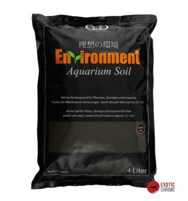 sustrato Environment Aquarium Soil 4L exotic shrimp