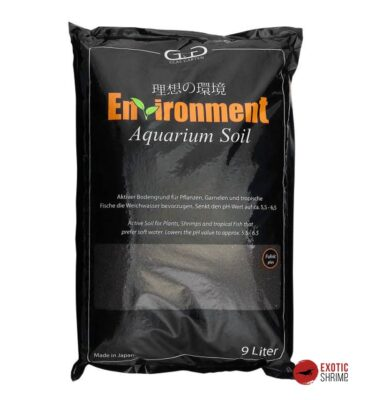 sustrato Environment Aquarium Soil 9L exotic shrimp