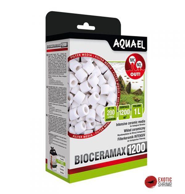 bioceramax pro 1200 aquael exotic-shrimp