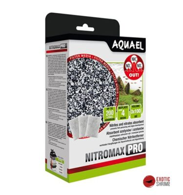 nitromax pro aquael exotic-shrimp