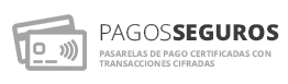 PAGOS SEGUROS exotic shrimp