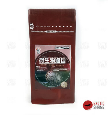 gei lee microrganism shrimp food exotic shrimp
