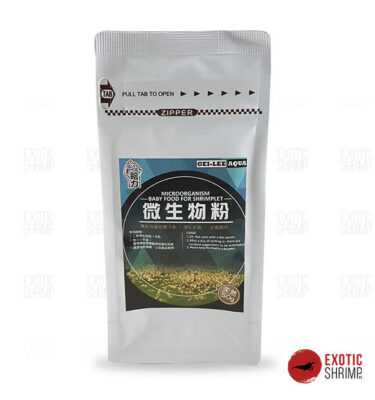 gleen lee baby food exotic shrimp