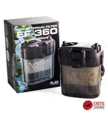 Mini Extrenal Filter EF-360 exotic shrimp
