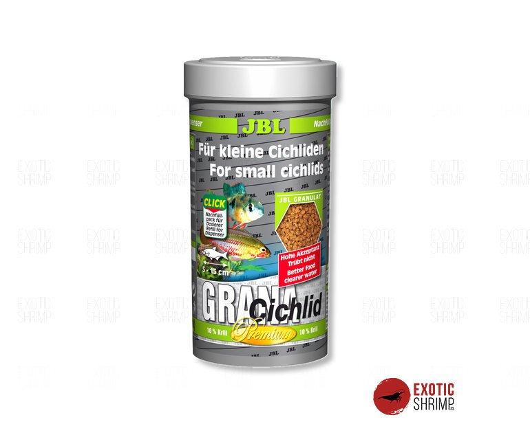 JBL Grana-Cichlid imagen destacada exotic shrimp