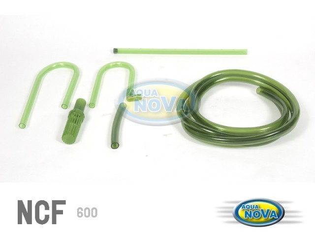 Aqua Nova filtro exterior NCF-600 600 l//h para acuarios de hasta 150l externo
