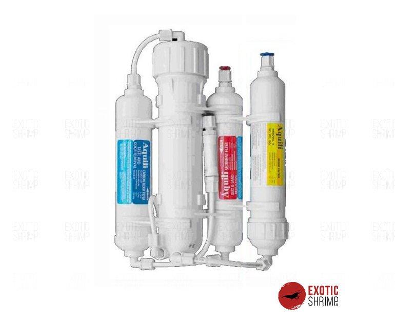Osmosis filtros desechables de 4 etapas con cartucho de - Filtros de osmosis ...