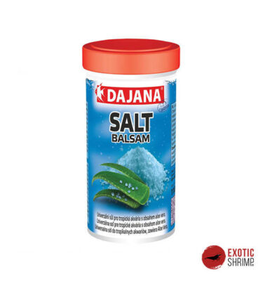 SAL BALSAMICA 100ML PARA BETTAS exotic shrimp imag destacada
